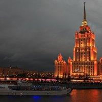 Бывшая гостиница Украина, Москва :: Anna Budyakova