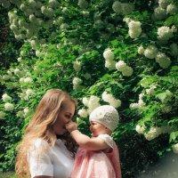 Мама и дочка :: Мария Кудрина