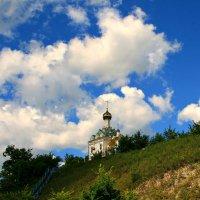 Церковь Табынской иконы Божией Матери :: Евгений Юрков