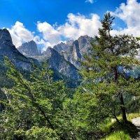 горные вершины :: Сергей Беличев