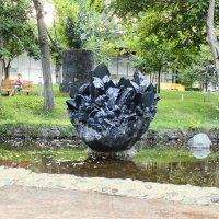 В парке Еревана :: Ольга Зубова