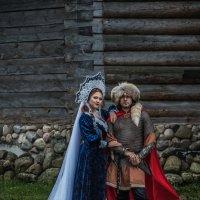 Русские сказки :: Алексей Корнеев