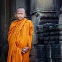 Детство монаха :: slavado