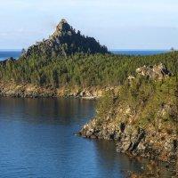 скала озера Байкал :: Георгий