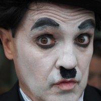 Двойник Чарли Чаплина :: Сергей Михальченко