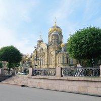 Успенская церковь на Васильевском острове :: Ольга Васильева