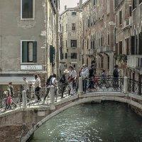 Venezia. Ponte de la Cortesia. :: Игорь Олегович Кравченко