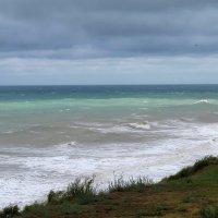 Море волнуется :: Геннадий Храмцов