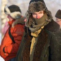Мороз красный нос. :: Павел