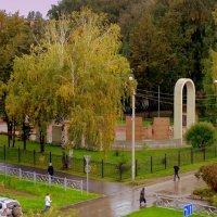 Дождливый день осени . :: Мила Бовкун