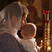 Таинство крещения :: Ася Захарова