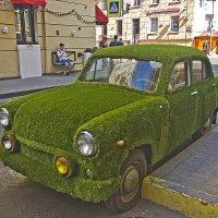 Весь покрытый зеленью, абсолютно весь... :: Senior Веселков Петр