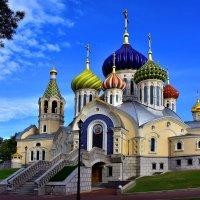 Храм в Переделкино :: Oleg S