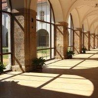 В Страговском монастыре в Праге. :: Михаил Лесин