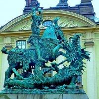 Святой Георгий и Дракон :: Raduzka (Надежда Веркина)