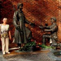 Памятник Петру I в Ростове :: Нина Бутко