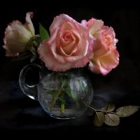 Три розы. :: Nata