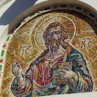 Мозаика на часовне Святой Екатерины :: Наталья Т