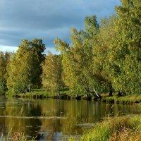 Помедли,Осень,не спеши... :: Нэля Лысенко