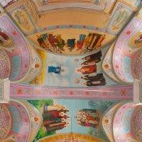Норья, Мало-Дивеевский Серафимовский женский монастырь :: Вячеслав Бакулев
