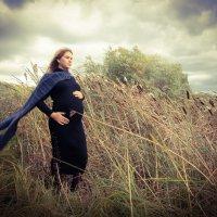 Стихия и  женщина :: Евгения Шикалова