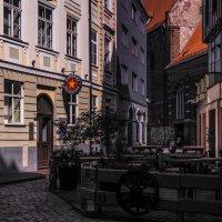 Улочка в Старой Риге :: Alla S.