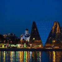 Ночной Петербург :: Инга Энгель
