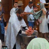 Крещение2 :: Павел Савин