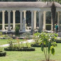 Парадиз — райский парк в п. Партенит :: Леонид leo