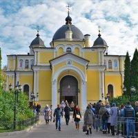 Покровский женский монастырь :: Константин Анисимов