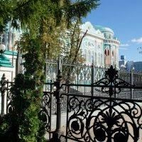 Дом Севастьянова в ажуре :: Наталья Т
