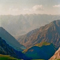 ПУТЕШЕСТВИЕ, долина, озеро. :: Виктор Осипчук