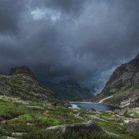 Озеро в облаках :: Дамир Белоколенко