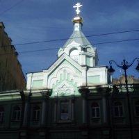 Православный приход острова Коневец. (Санкт-Петербург). :: Светлана Калмыкова