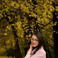 Осень. Прекрасная Анастасия. :: Ирина