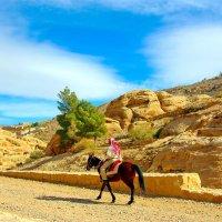 В Иордании :: Надежда Середа