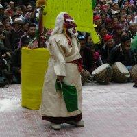 Фестиваль в Tserkarmo Gompa :: Evgeni Pa