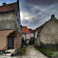 Старая улочка :: Андрей Николаевич Незнанов