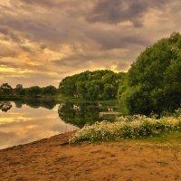 Краски летнего заката :: Лара Симонова