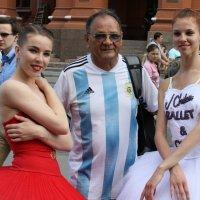 чм 2018  Танго с балериной :: vladimir bodik