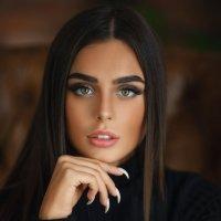 Просто портрет Насти :: Sergei Melefara