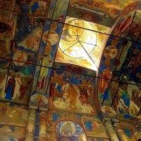 Фрески храмов ростовского Кремля :: Елена