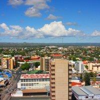 Столица Намибии Город Виндтук :: Jakob Gardok