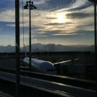 Небо, самолёт, ... :: Tanja Gerster