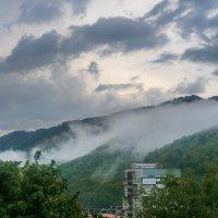 В горах :: Игорь Сикорский