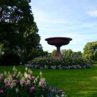 в парке Стокгольма :: Елена
