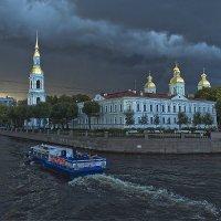 Буря мглою небо кроет.. :: Senior Веселков Петр