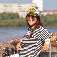 Гостья из Севастополя :: Дмитрий Сиялов