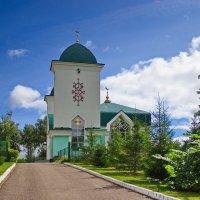Дорога к мечети :: val-isaew2010 Валерий Исаев