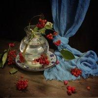 Калина красная рубином светится ... :: Маргарита Епишина